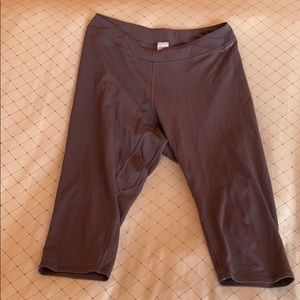 The North Face cropped thermal long underwear